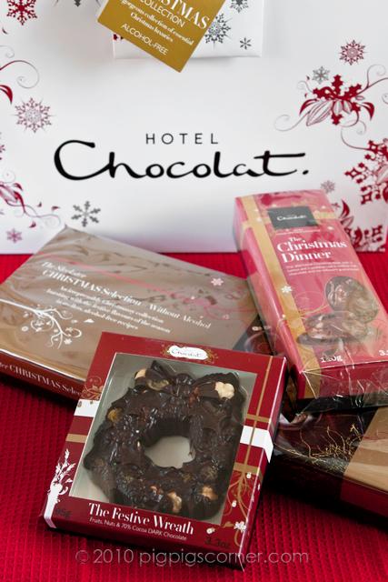 Hotel Chocolat Giveaway 2