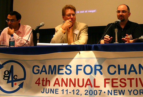 media policy & games panel