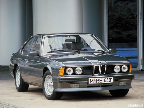 1978 BMW 635CSI