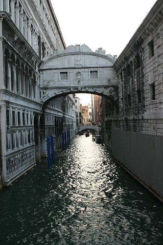 Bridge in Venice
