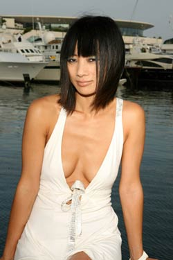Bai Ling Married