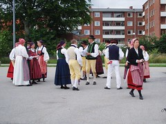 Traditional Swedish people (coco in sweden) Tags: sweden ystad