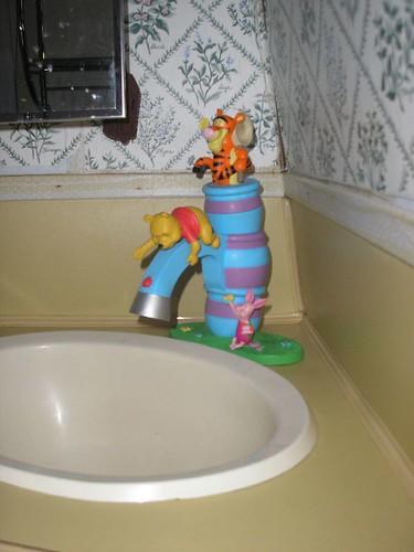 Pooh Faucet