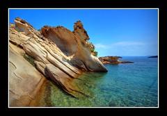 Rocks & Sea I
