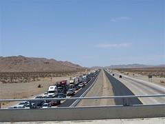 I-15 Traffic Jam