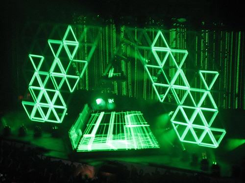 Daft Punk, Greek Theater, July 27, 2007