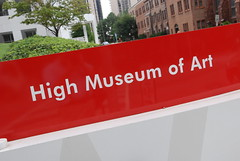 High Museum of Art - Atlanta, GA by hyku, on Flickr