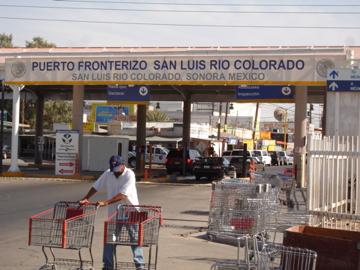 San Luis Border