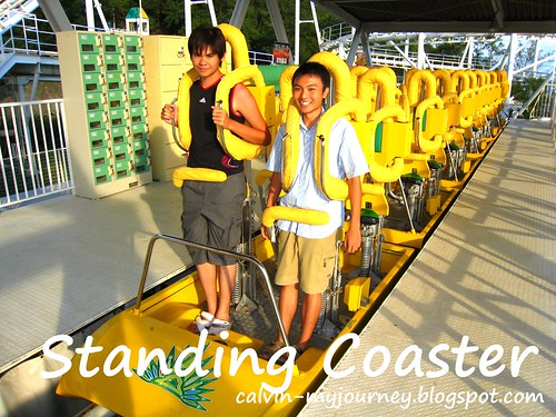 Standing Coaster