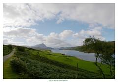 Loch Hope & Ben Hope