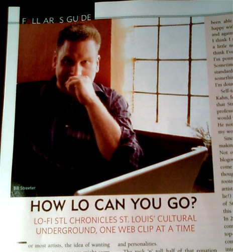 St. Louis Magazine September 2007