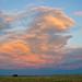 Big Sky Country Sunset 05.03.2010