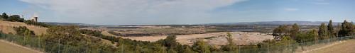 Yallourn Open Cut (panorama)