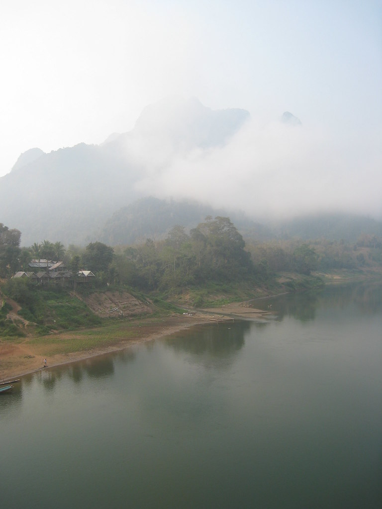 Morning mist, Nong Kiaow