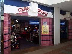 Game Galaxy Arcade Entrance