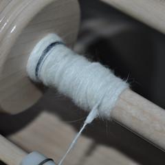 vSOAR - Angora spinning