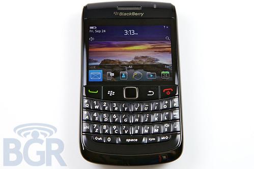 Handphone Blackberry bold 9780