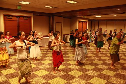 Keawaiki Hula Auwana Iliili Workshop