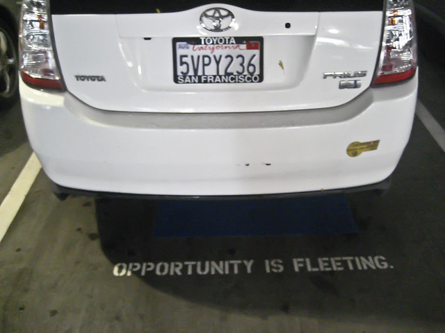 Parking Lot Fortune