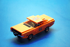 "General Lee (""Orion Pax"") Tags: lego general lee"