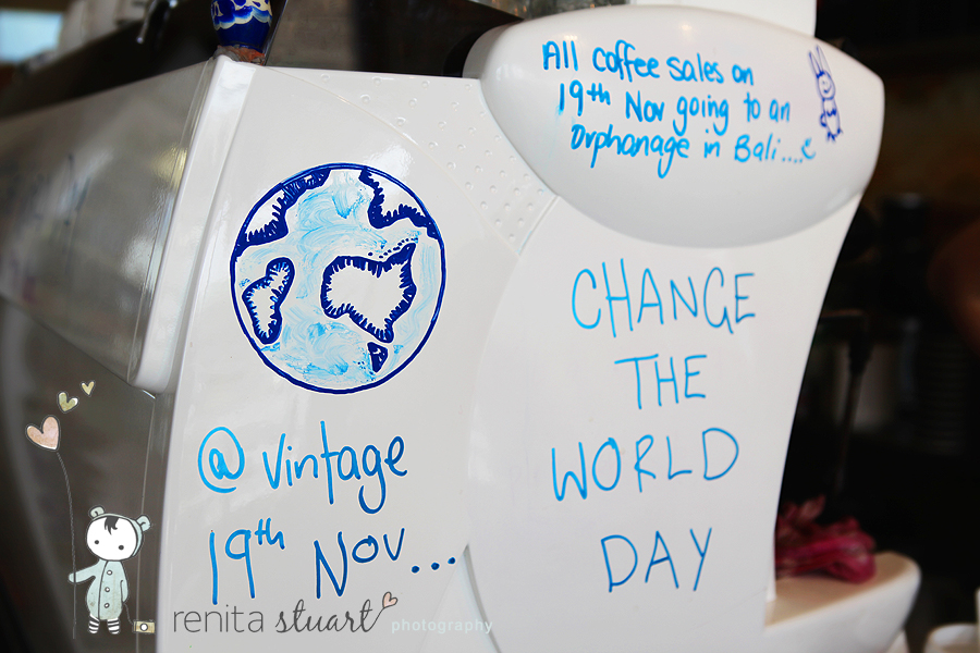 Change the World Day