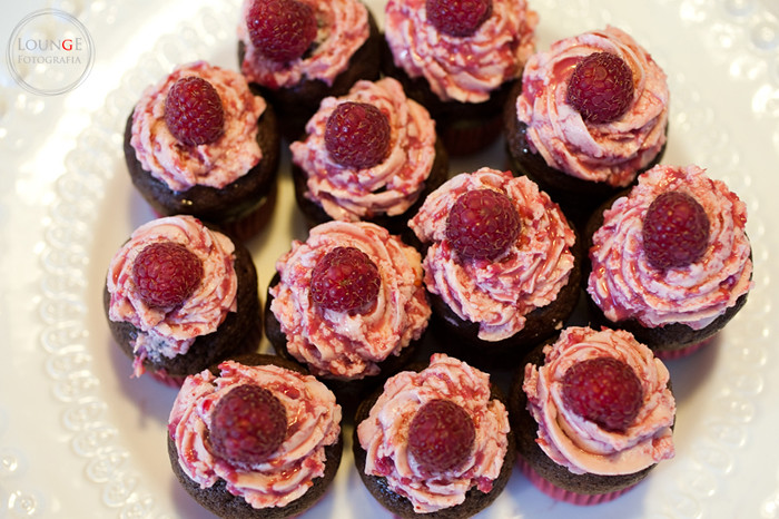 Macarons e Cupcakes
