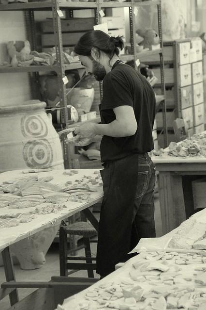 Pottery Conservator