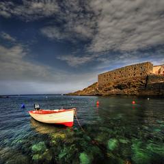 Cala Tramontana@Pantelleria Island  -  Explore