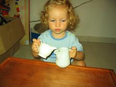Montessori en famille, vie pratique