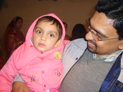 Vish-Santosh (chiswe) Tags: birthday party with father his enjoying santosh
