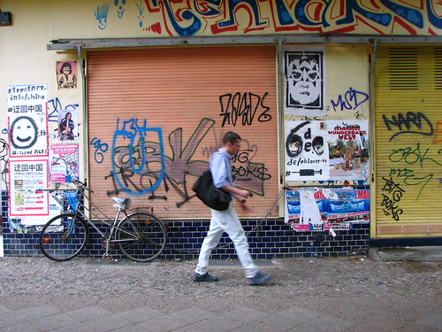 BACKJUMPS 03 BERLIN STREETS