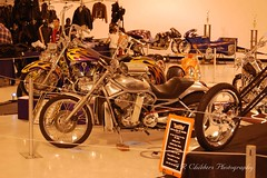 Motorcycles (Fred R Childers Photography) Tags: hotrod carshow hotrods calexpo autorama customcars roadsters showcars sacramentoautorama showwinners sacramentoautorama2007 rodshows 2007sacramentoautorama