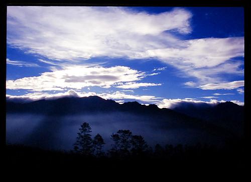 台大梅峰-清晨