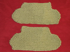 booties to seam