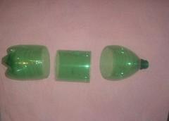 pet şişeden boncuk yapımı