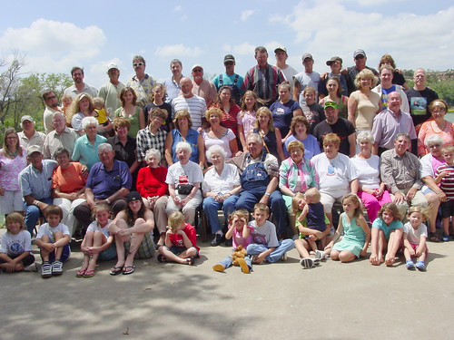 McKinley 2007 Reunion Group Photo