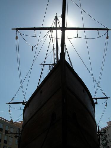 Navegando bajo el Sol