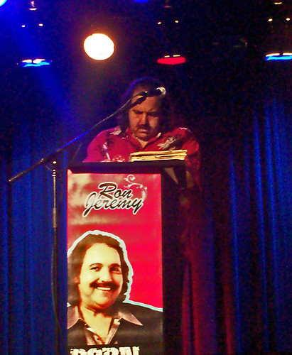 Ron Jeremy:  The porn debate