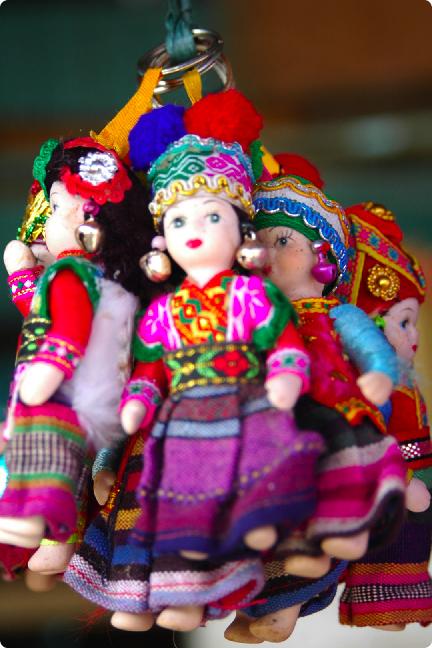 Sapa Dolls