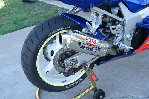 Will Yoshi exhaust get louder? - GSXR com