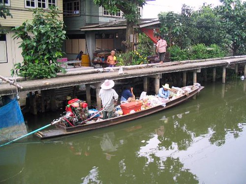 Real Floating Market