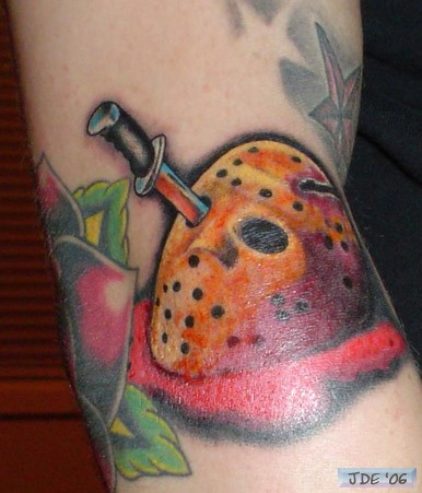 jason voorhees tattoos (2) this