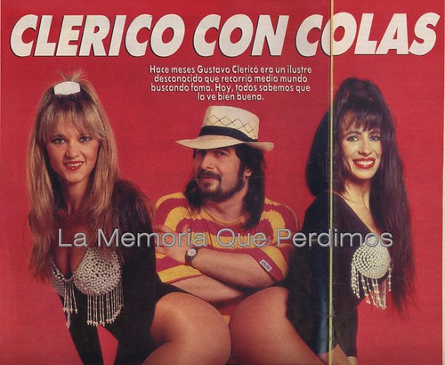 Clerico con Cola 91