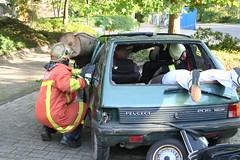 St Gallen (Feuerwehr Weblog) Tags: rescue accident weblog kln firefighter feuerwehr technische challenge 2007 extrication unfall hilfe manv
