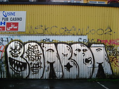 boaboa (ruminatrix) Tags: graffiti tag boa boaboa streetartgothenburg