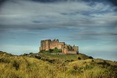 Bamburgh Castle Northumberland (Nala Rewop) Tags: raw northumberland hdr bamburghcastle aplusphoto superhearts thatsbostin