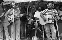 JD Crutch and the Gaga Brothers, 1970s
