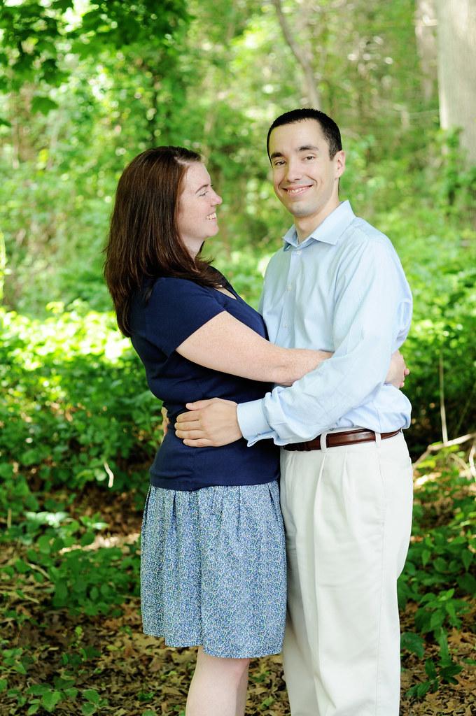 Joanna & Charles, engagement