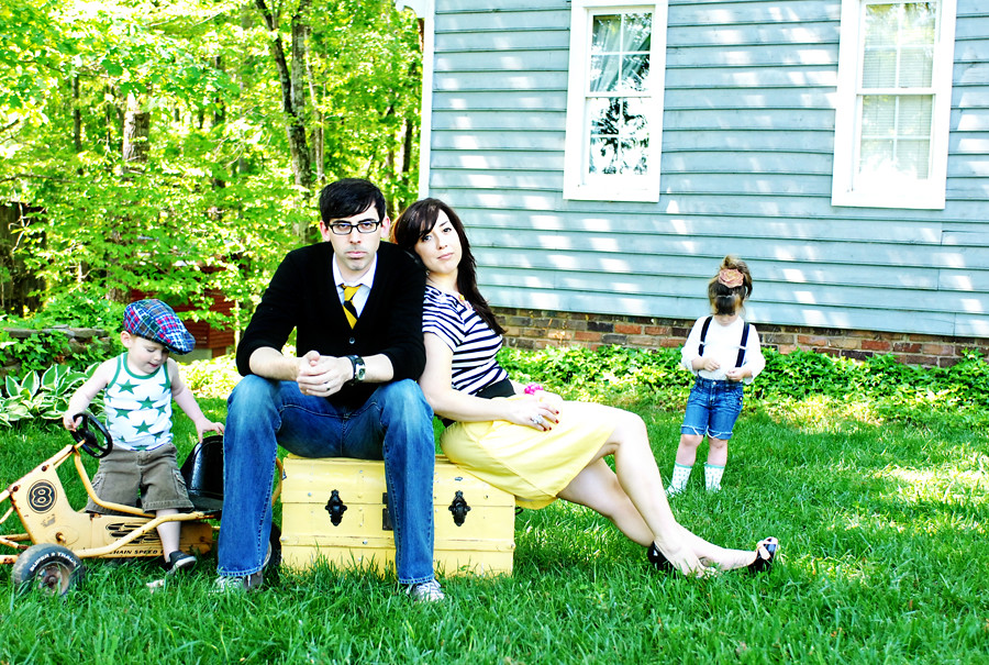 Our Family-Spring 2010