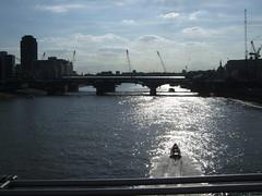Lovely sunny Thames